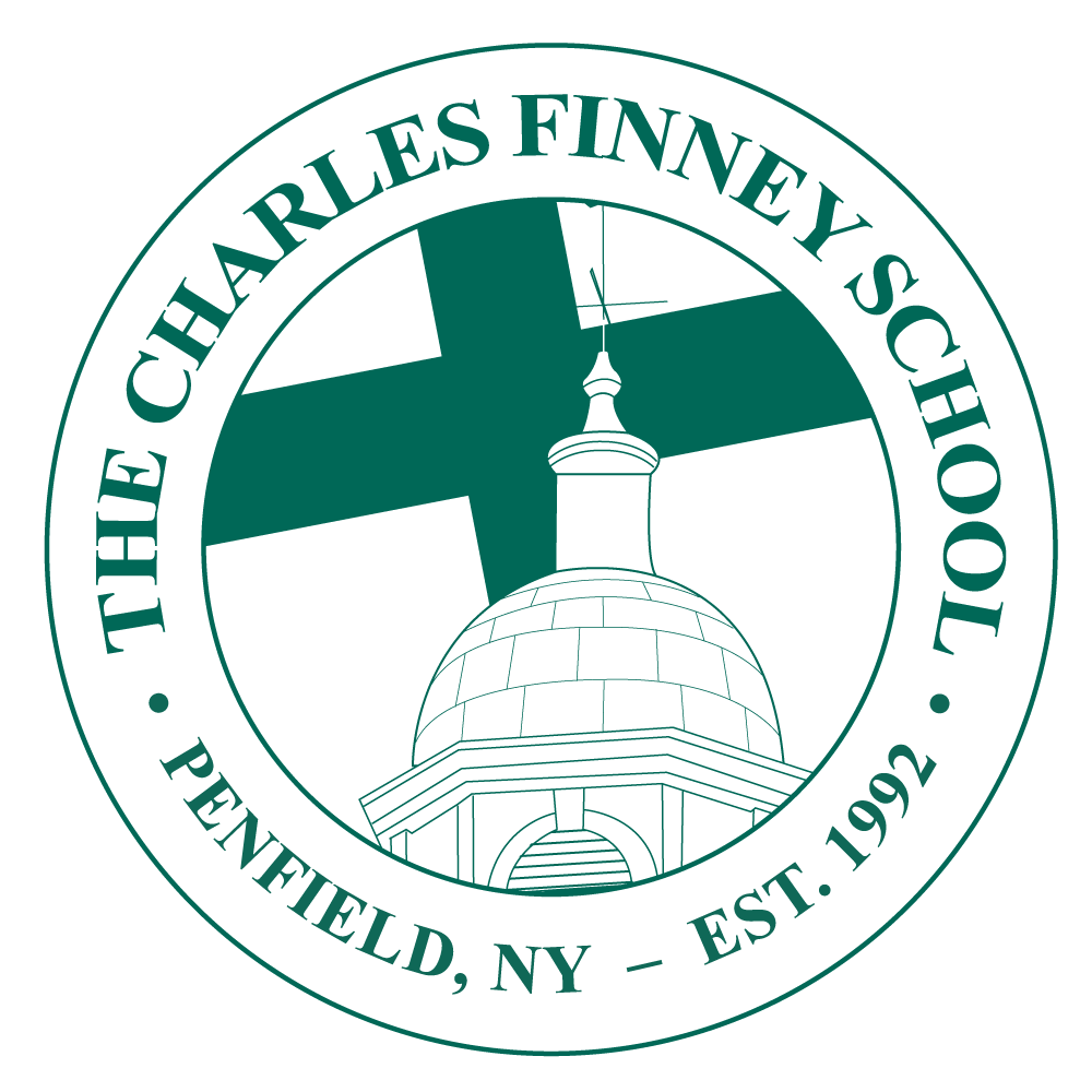 The Charles Finney School seal